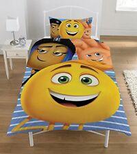 Emoji Set Copripiumino a Tema Cinema poliestere Multicolore Singolo (o2x)