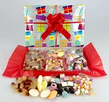 Retro Sweets BOX Hamper BIRTHDAY Thank You LARGE Mix Gift Wrapped