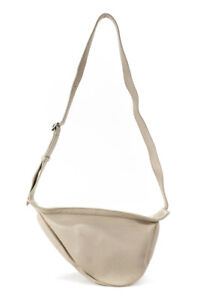 The Row Womens Leather Beige Small Belt Bag Handbag