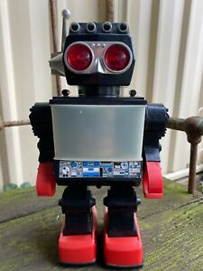 Vintage  Retro Japanese Toy Robot