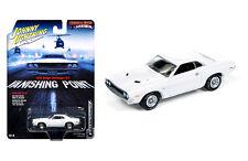 Johnny Lightning DODGE CHALLENGER art 1970 blanc disparition Pointe jlcp6001