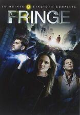 Fringe - Complete Series 5 (2012) * Anna Torv * UK Compatible DVD New