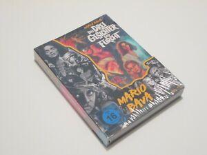 The Three Faces of Fear Blu-ray Mediabook Collectors Edition Mario Bava Region B