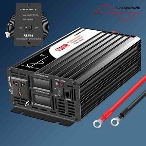 The latest 1500W pure sine wave inverter DC12V/24V/48V TO AC110V/120V/220V/240V