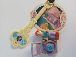 FISHER PRICE PRECIOUS PLACES MAGIC KEY MANSION CLEFS DAD AT WORK