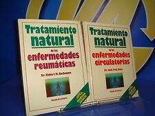 Libro TRATAMIENTO NATURAL DE LAS ENFERMEDADES…..
