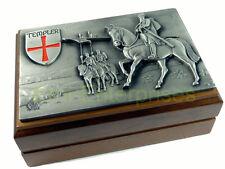 Zippo Crusader templarios vol.2 Limited Edition en caja de madera nuevo 2003685 limitado