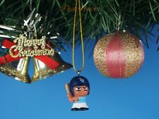 TeenyMates MLB Baseball Tampa Bay Rays Christbaumschmuck Xmas Ornament Dekor 67S