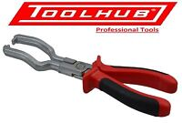 Tool Hub 9700 Professional Fuel Feed Pipe Pliers