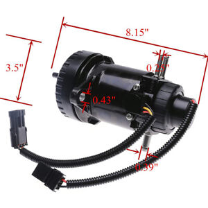 10226035 Fuel Filter Assembly for Chevy/GMC 6.5L V8 C1500 C2500 C3500 K1500