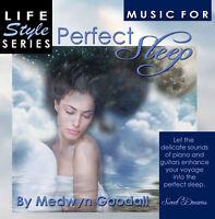 Perfect Sleep CD, Medwyn Goodall relaxation, meditation, therapy, 5029344228227