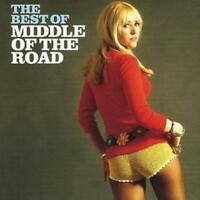 Middle of the Road : Best Of CD (2002) ***NEW*** FREE Shipping, Save £s