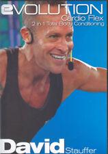 Cardio Flex 2 in 1 Total Body Conditioning - David Stauffer - Fitness DVD