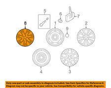 MAZDA OEM 09-13 6 Wheels-Wheel Cover GS3L37170D