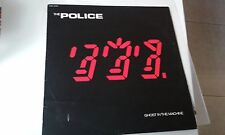 THE POLICE ghost in the machine   RARE    ISRAELI LP