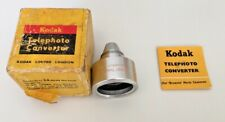 VINTAGE KODAK TELEPHOTO CONVERTER For Brownie Movie Cameras