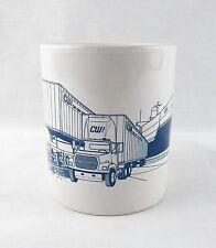 Vintage 1992 CWI Con-Way Intermodal Con-Way Freight Coffee Mug