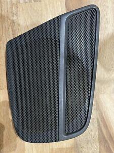 AUDI A4 B8 2008-2014 REAR RIGHT DOOR SPEAKER COVERS BLACK 8K0035436