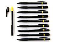 10 Stück Textmarker Marker Kugelschreiber Kuli Kulli OVP!