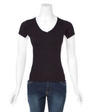 NEW Brightline GSPO-Black & White Contrast Side Panel Tee/Shirt-Size-Plus 1-(12)