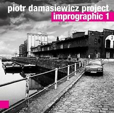CD PIOTR DAMASIEWICZ PROJECT - Imprographic 1 [ 2 CD]