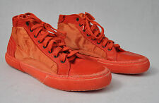 Pantofola D'Oro Red Leather Shoes 44 Italy