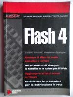 Flash 4 Trambusti Scafoglieri Jackson libroinformatica software come nuovo