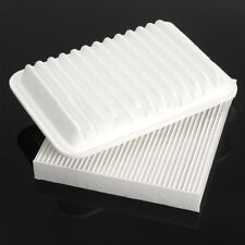 Engine &Cabin Air Filter For Toyota Corolla 09-17 Yaris 07-17 Matrix 09-14 1 Set
