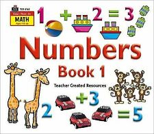 Read-Think-Do Math: Numbers Book 1