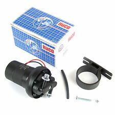 WEBER/DELLORTO/SOLEX CARBURETTOR 12V ELECTRIC FUEL PUMP (2.1 PSI)