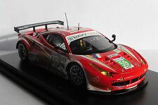 FERRARI 458 ITALIA GT2 #59 24 HEURES DU MANS 2012 LUXURY RACING MAKO MELO FARNBA