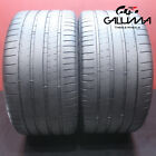2x Tires Michelin Pilot Super Sport 3253021 32530zr21 3253021 108y 59568