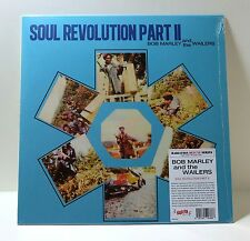 BOB MARLEY & THE WAILERS Soul Revolution Pt 2 180-gram VINYL LP Sealed Lee Perry