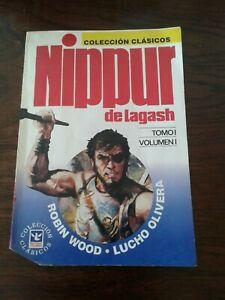 1990 Signed Inscribed Lucho Olivera Nippur de Lagash Columba Argentina Gilgamesh