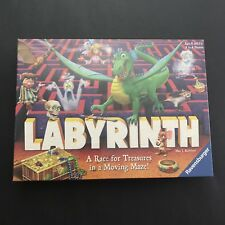 "NEW 2015 Ravensburger Labyrinth ""Race For Treasures In A Moving Maze"" Board Game"