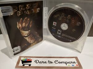 Dead Space (Sony PlayStation 3 / PS3, 2008) Missing Cover Art
