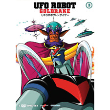 UFO ROBOT Goldrake - Vol. 3 (6 DVD)