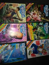 CRASH ZX SPECTRUM MAGAZINE ISSUE  job lot