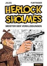 Herlock Sholmes Integral 1, Erko