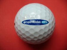 Pelota de golf con logo-grupovidales com-golf logotipo pelota como recuerdo regalo......