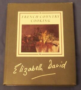 French Country Cooking-Elizabeth David