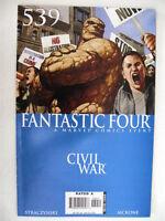 bb FANTASTIC FOUR vol 1 #539-564 LOT (25 books) Millar Stories, Civil War