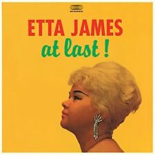 Etta James - At Last [New Vinyl LP] Blue, Bonus Tracks, Colored Vinyl, Ltd Ed, 1