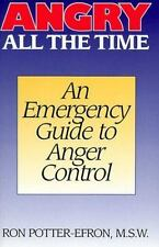 Angry All the Time: An Emergency Guide to Anger Control by Ron Potter-Efron
