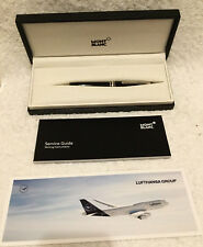 Mont Blanc Meisterstuck Fountain Pen LUFTHANSA Airlines Employee Limited Release