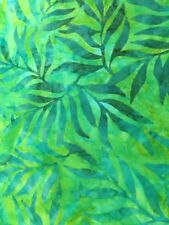 Robert Kaufman Batik Fabric Color Source 8, 17744-45 Moss, By The Half Yard