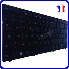 Clavier Français Original  pour PACKARD BELL  DOT_VR46.FR003  Noir Neuf