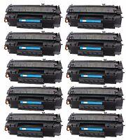 10-Pack/Pk CF280A 80A Toner for HP LaserJet Pro 400 m401n m401dn m425 dn/dw