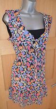 Scoop Neck Floral Cap Sleeve Women's NEXT