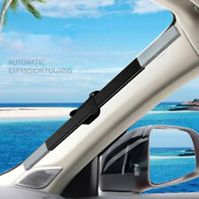 Auto Car Retractable Curtain Front Windshield Sun Shade UV Protection